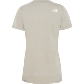 The North Face Easy T-shirt Femme, silt grey